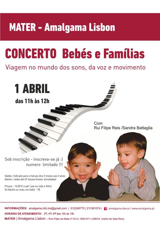 concerto de bebés