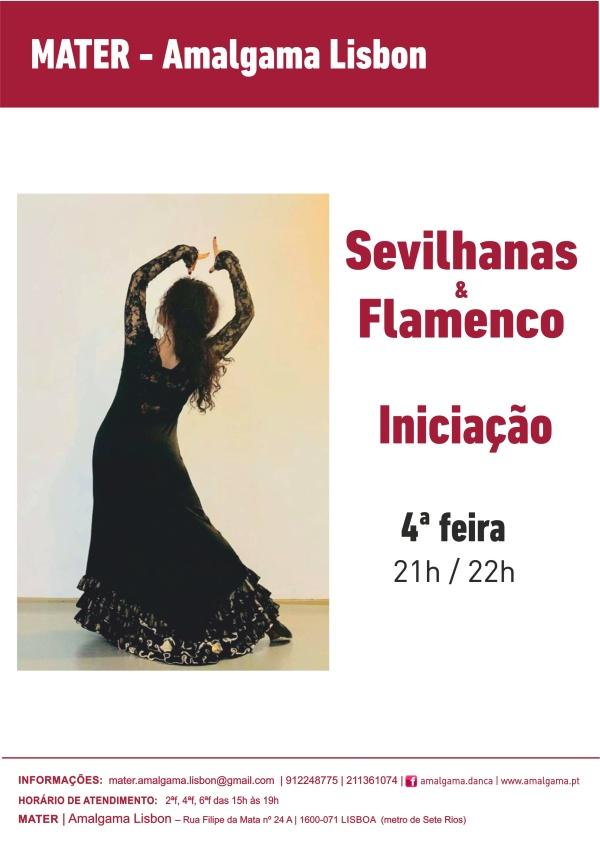 flamenco sevilhanas 18-19