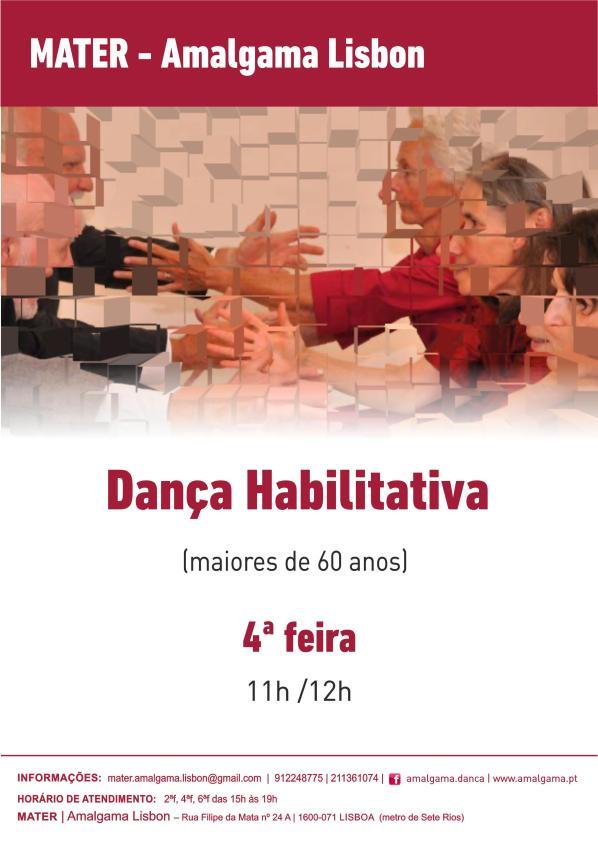 dança habilitativa