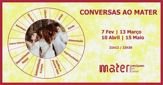 mater conversas - EVENTO
